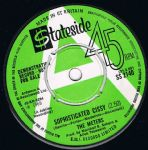The Meters Sophisticated Cissy Stateside UK Demo